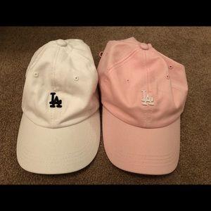 Brand new LA cap